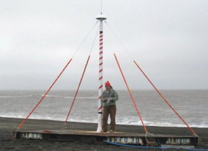 receive antenna at barrow