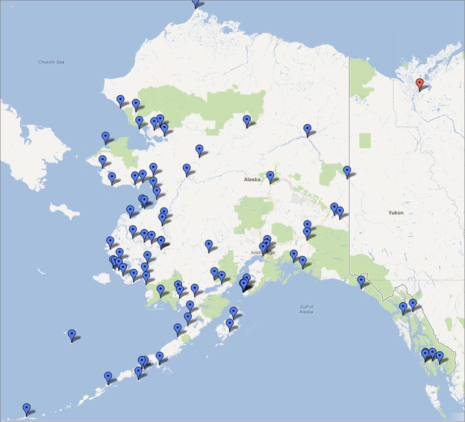 Community based monitoring programs in alaska alaska ocean leo publicscrutiny Images