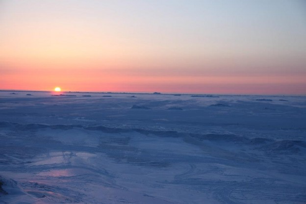 seaice_best_sunset